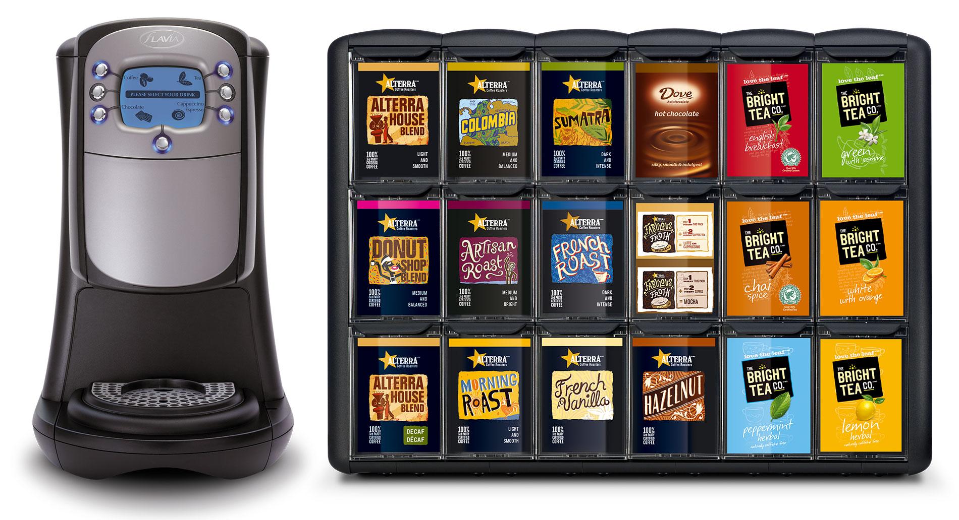 flavia coffee machine instructions