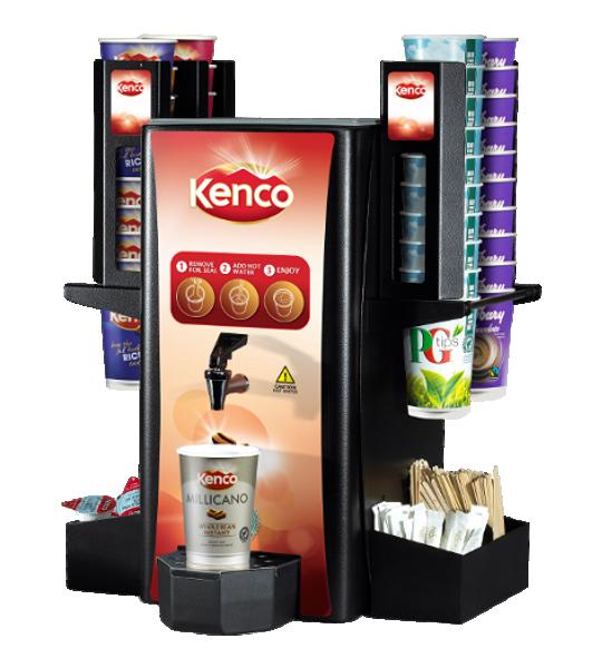 Kenco FreshSeal 2 Go Boiler