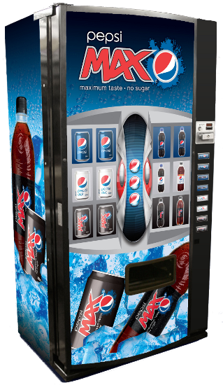Cold Drinks Vending Machine Hack