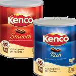Kenco tins