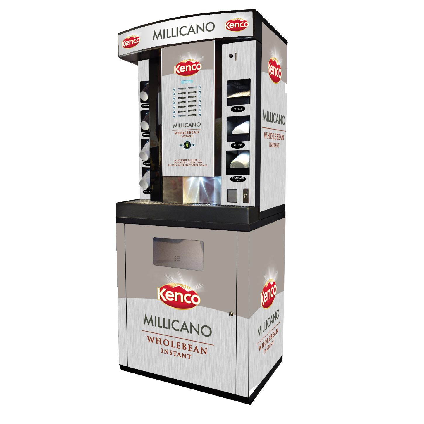 Millicano Coffee Serve Tower