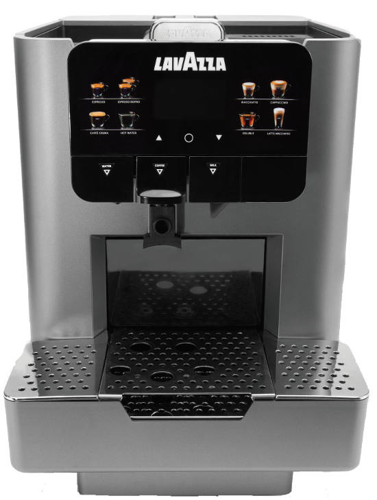 new lavazza blue lb2317 with fresh milk alba beverage. Black Bedroom Furniture Sets. Home Design Ideas